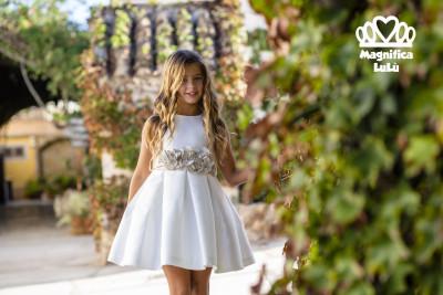 vestido niña precioso made in spain