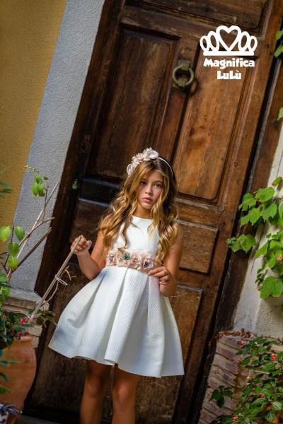vestido precioso made in spain niña