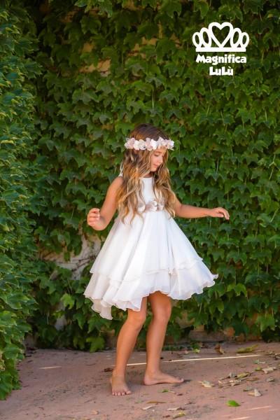 vestido niña hada